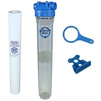 KW2520HT Premier Whole House Sediment Water Filter System