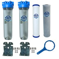 Lead, Chlorine, Chemical and Sediment Whole House Water Filter